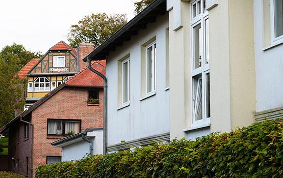 christl. Gästehaus Königseck Binz, nur 500m von der Ostsee entfernt