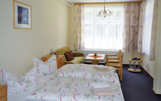 Unsere schönen Zimmer